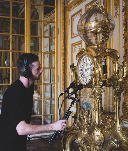 Le musicien Thylacine fait fredonner le château de Versailles