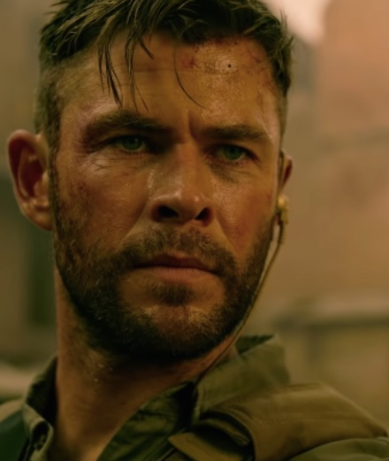 Chris Hemsworth en guerre contre la pègre sur Netflix