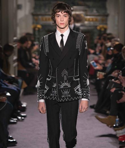 Valentino fall-winter 2016 man show