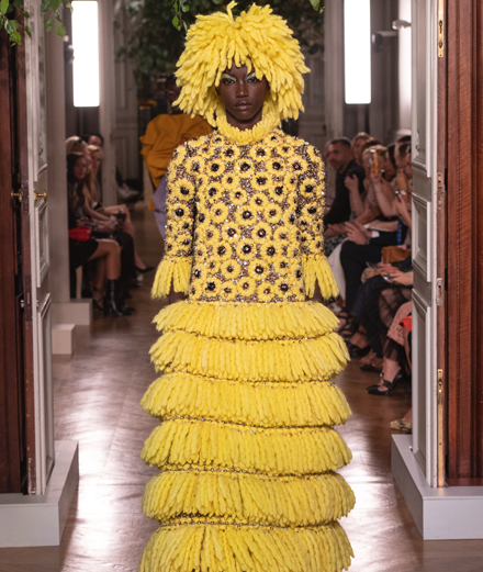 Valentino Couture Fall-Winter 2019-2020 fashion show