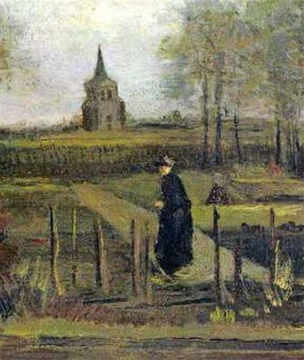 Un Van Gogh dérobé dans un musée fermé des Pays-Bas
