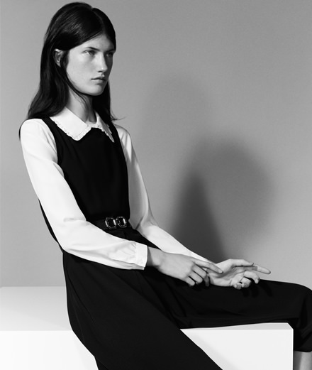 Vanessa Seward or the discreet charm of the bourgeoisie