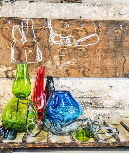 L'objet du jour : le vase en verre signé Venini et Ron Arad