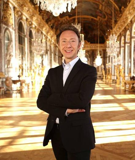 Gagnez une visite du Château de Versailles en tête à tête avec Stéphane Bern
