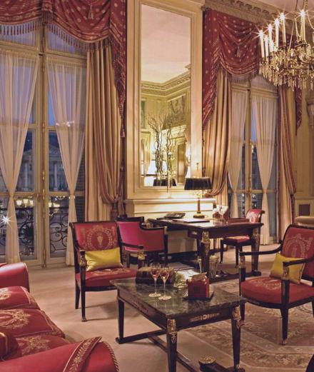 Le Ritz se sépare de ses trésors dans une grande vente aux enchères