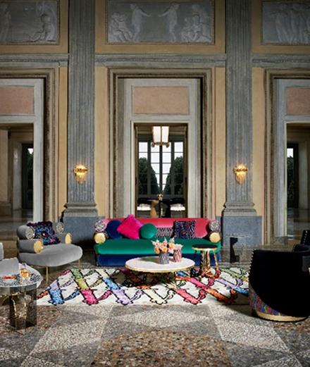 Comment transformer sa maison en palais Versace ?