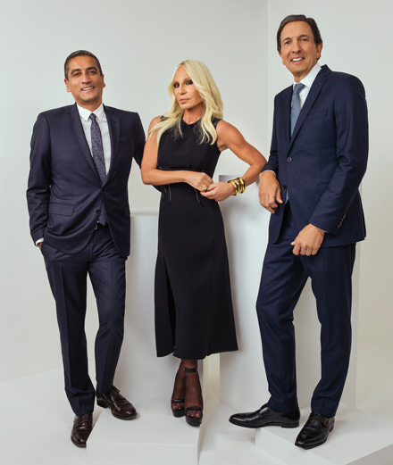 Michael Kors s'apprête à mettre la main sur Versace