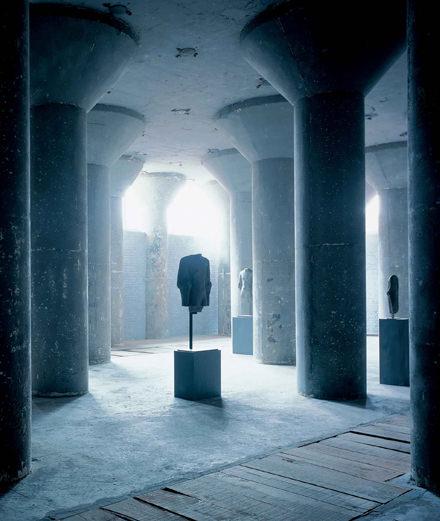 Le collectionneur aux 16 000 antiquités Axel Vervoordt révèle son dernier joyau