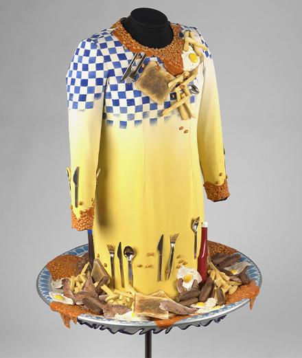 Découvrez les robes les plus folles du Victoria & Albert Museum