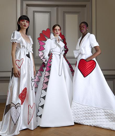 Mika raconte la collection Viktor & Rolf haute couture automne-hiver 2020-2021