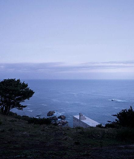 La villa Loba, plongeoir géant sur l'océan