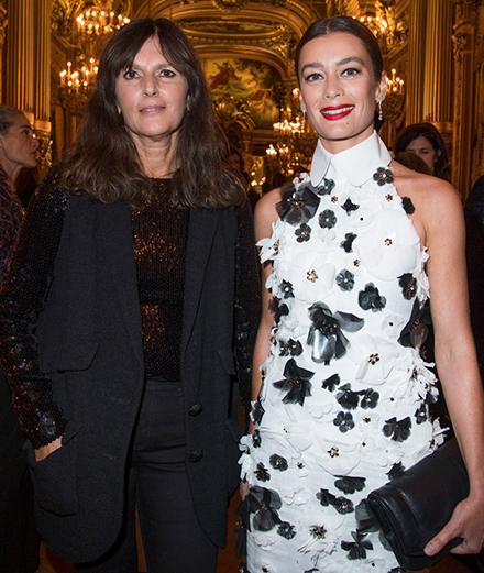 Quelles étaient les personnalités présentes au gala d'ouverture de la saison de danse à l'Opéra de Paris ?