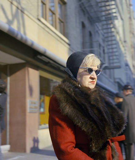 L'Amérique des Trente Glorieuses vue par la photographe Vivian Maier