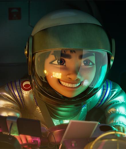 """Netflix adapte une célèbre légende chinoise dans """"Voyage vers la lune"""""""