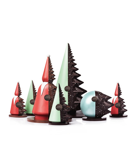 """Winter is coming"", la collection de Noël du maître chocolatier Pierre Marcolini"