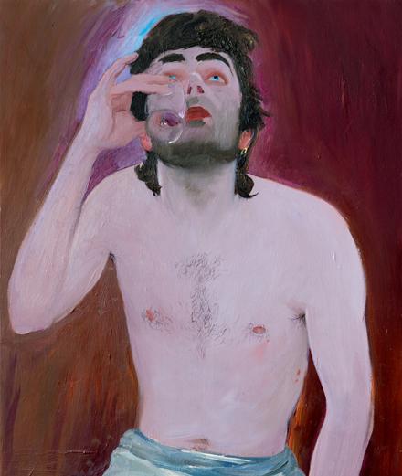 """Rencontre avec l'artiste Xinyi Cheng : """"La peinture est un médium à la fois très sensible et très puissant"""""""