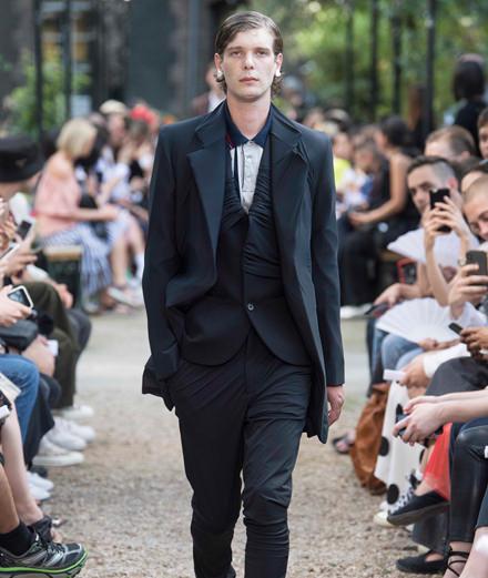 Y/Project men Spring-Summer 2019 fashion show
