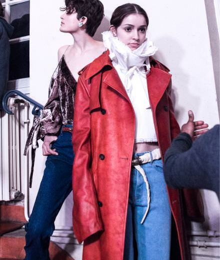 Backstage: inside Y/Project fall-winter 2016-2017 runway show