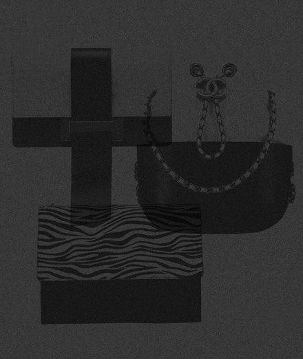 Lanvin, Chanel, Prada : découvrez notre sélection d'accessoires black and white