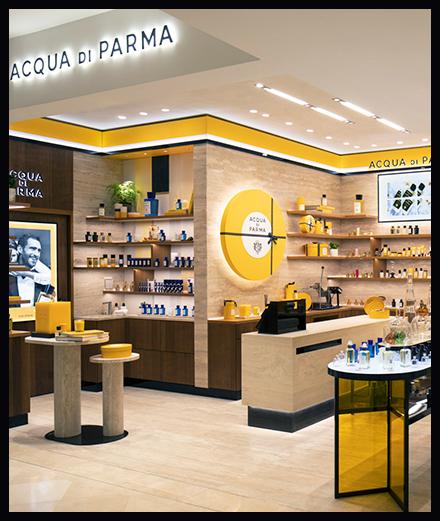 Acqua Di Parma inaugure une nouvelle boutique