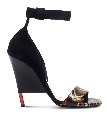 Les chaussures architecturées d'Alain Tondowski