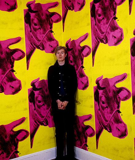 """À l'occasion de l'exposition """"Warhol Unlimited"""", Numéro a retrouvé l'héritier d'Andy Warhol"""