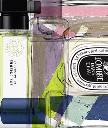 Parfums et jardins