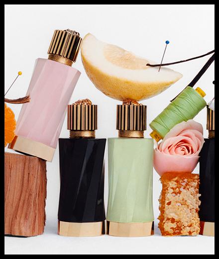 Atelier Versace dévoile sa dernière collection de parfums no gender