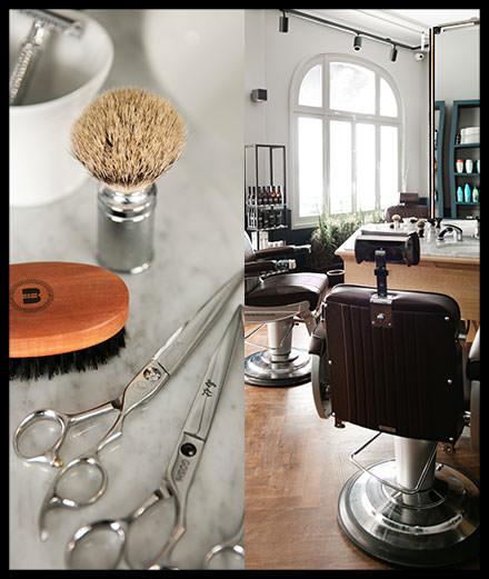 Le barbier Bonhomme s'installe au cœur du VIIIe arrondissement, à Paris