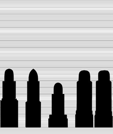 Lipsticks, mini ou maxi