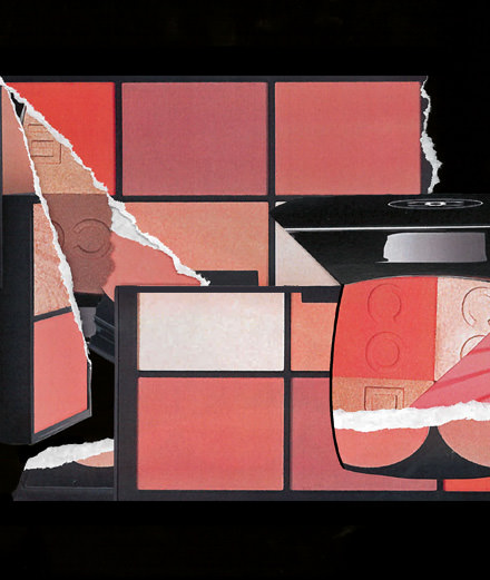 Pallets make-up by Chanel, Nars, Dior, Yves Saint Laurent…