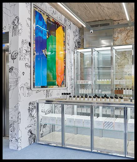 Byredo ouvre sa première boutique à Paris