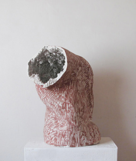 """L'objet du jour : la sculpture """"Red Volume"""" de Carl Emil Jacobsen"""