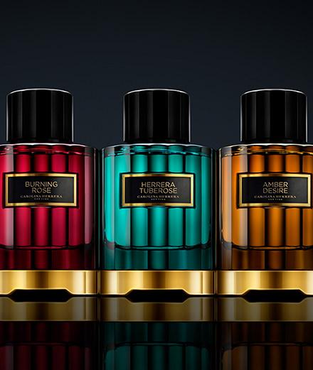 La collection de parfums Carolina Herrera