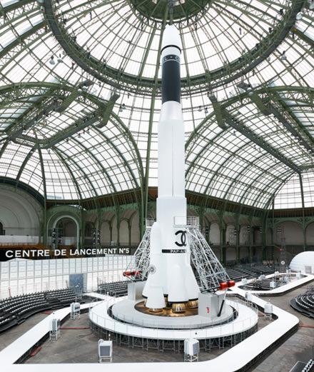 Le défilé Croisière 2019-2020 de Chanel aura lieu au Grand Palais