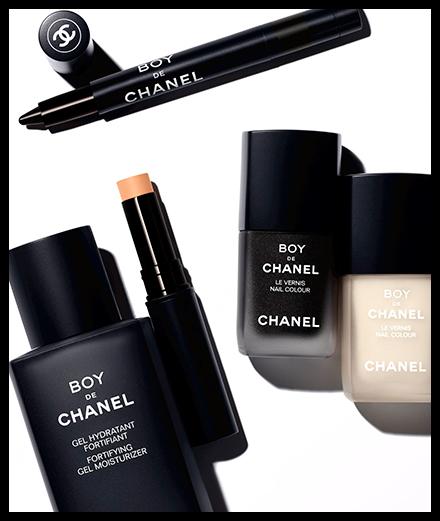 On dit OUI aux nouveaux produits Boy de Chanel !