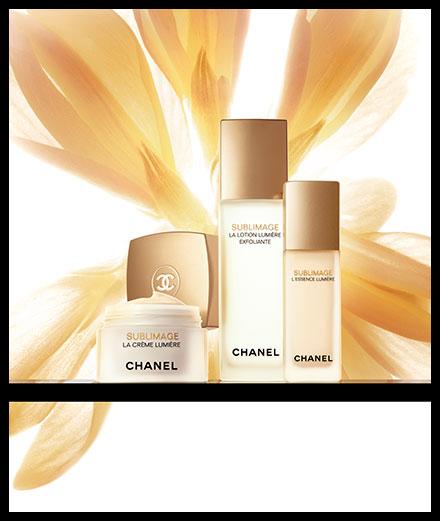 Chanel met le visage en lumière avec Sublimage