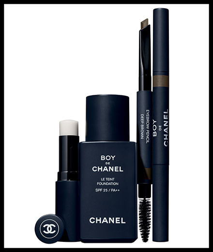Boy, la collection make-up pour garçons griffée Chanel