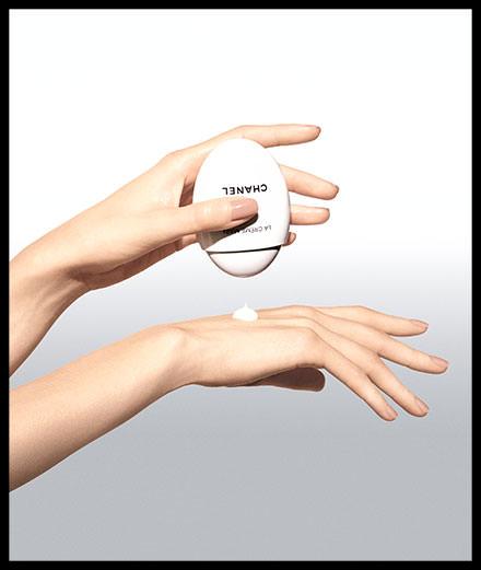 Coup de cœur de la semaine, la crème pour les mains de Chanel