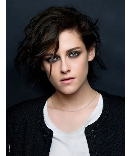 Kristen Stewart, muse for Chanel's new Gabrielle perfume