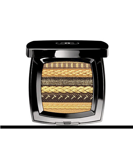 Cult product of the week : the lamé eyeshadow by Chanel