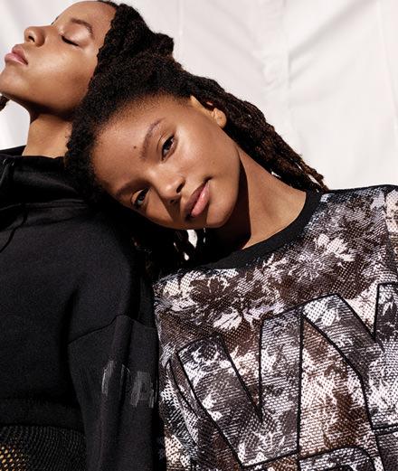 Beyoncé invites R'n'B duo Chloe x Halle and singer SZA to join her for Ivy Park