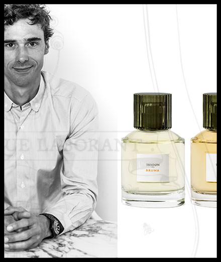 À l'occasion du lancement de la collection mixte de parfums Trudon, rencontre avec Julien Pruvost, directeur de création de la maison