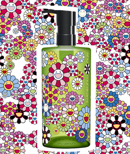 The collaboration of the week : Shu Uemura x Takeshi Murakami