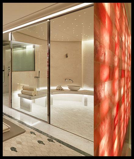 Sisley s'installe au spa du Crillon