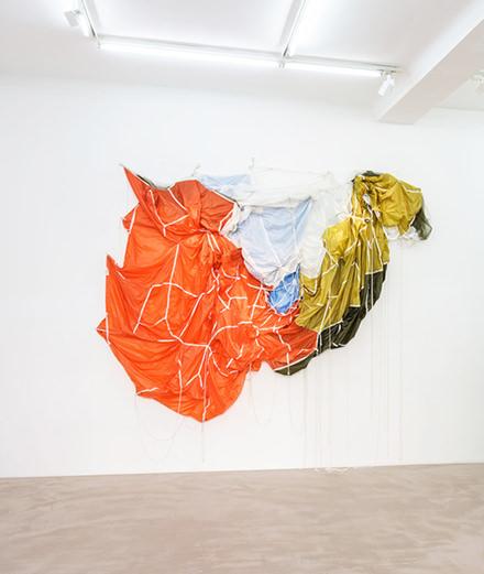 Les visions aériennes de l'artiste David Miguel à la Next Level Galerie