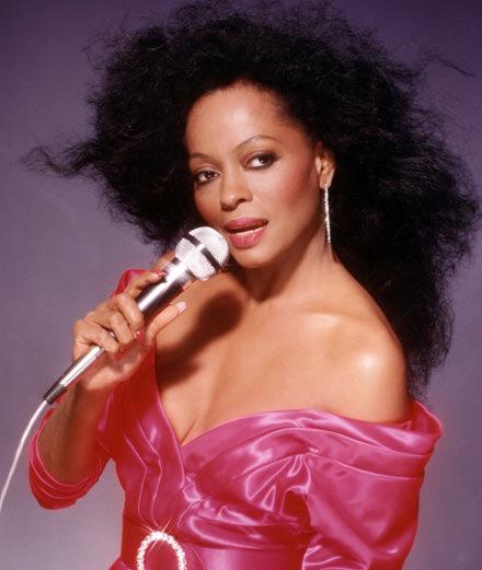 Rencontre avec la diva du disco Diana Ross