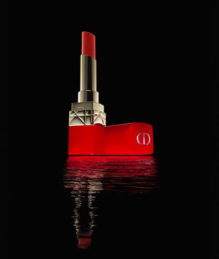 """""""Monument"""", zoom sur les rouges à lèvres de l'automne par Antoine Picard"""