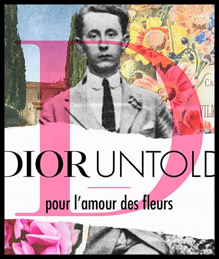 En podcast, la balade au coeur de l'histoire des parfums Dior