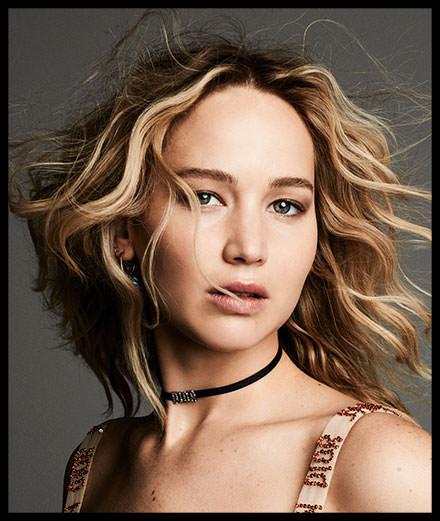 Jennifer Lawrence, nouveau visage du parfum Dior